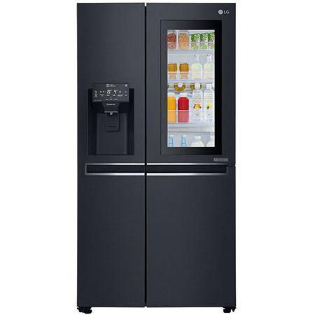 LG GSX960MCVZ Side by Side Kühlschrank mit Eiswürfelbereiter und Insta View für 1.548,90€ (statt 2.300€)