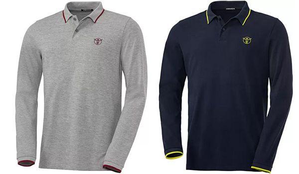 2er Pack   Chiemsee Herren Langarmpoloshirt in versch. Farben für 29,48€ (statt 50€)