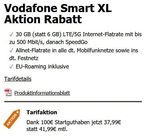 Samsung Galaxy S21 5G 128GB + Galaxy Tab S6 Lite für 149€ + AllnetFlat 30GB max LTE für 37,99€ mtl.