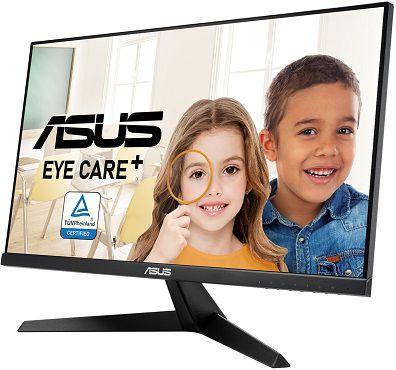 ASUS VY249HE 23,8 FullHD Monitor (1 ms Reaktionszeit, 75 Hz) für 129€ (statt 157€)