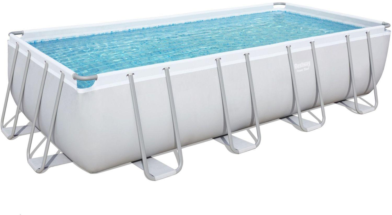 Bestway Power Steel Frame Pool in 549 x 274 x 122 cm mit Sandfilteranlage für 529,99€ (statt 599€)