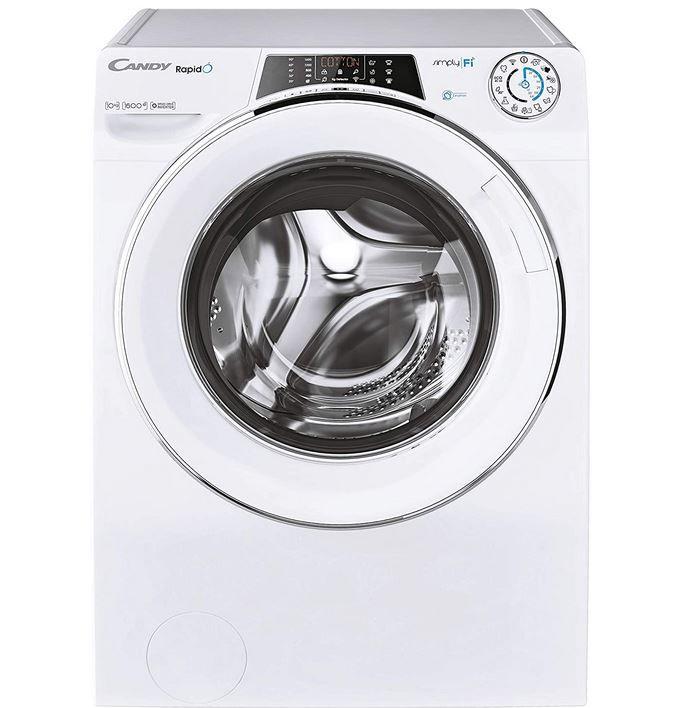 Candy RO16106 – 10kg Waschmaschine Steam max 1.600U/min für 319,99€ (statt 449€)
