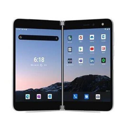 Microsoft Surface Duo 8,1Zoll Klapp Android Handy ab 689€ (statt 1.198€)