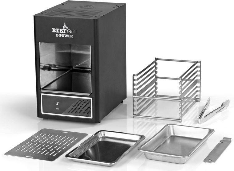 GOURMETmaxx Beef Maker eGrill mit max. 850°C für 183,95€ (statt 249€)