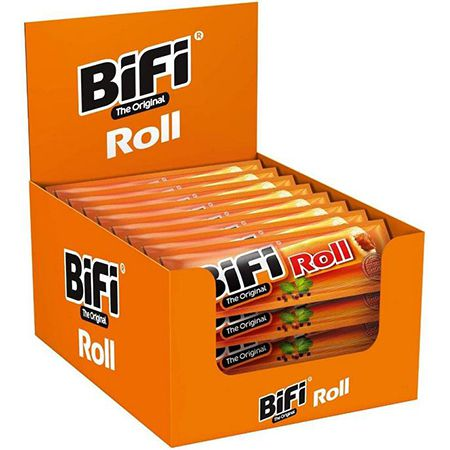 BiFi Roll – 24er Pack (24 x 45 g) – Salami im Teigmantel ab 10,07€ (statt 24€) – Sparabo