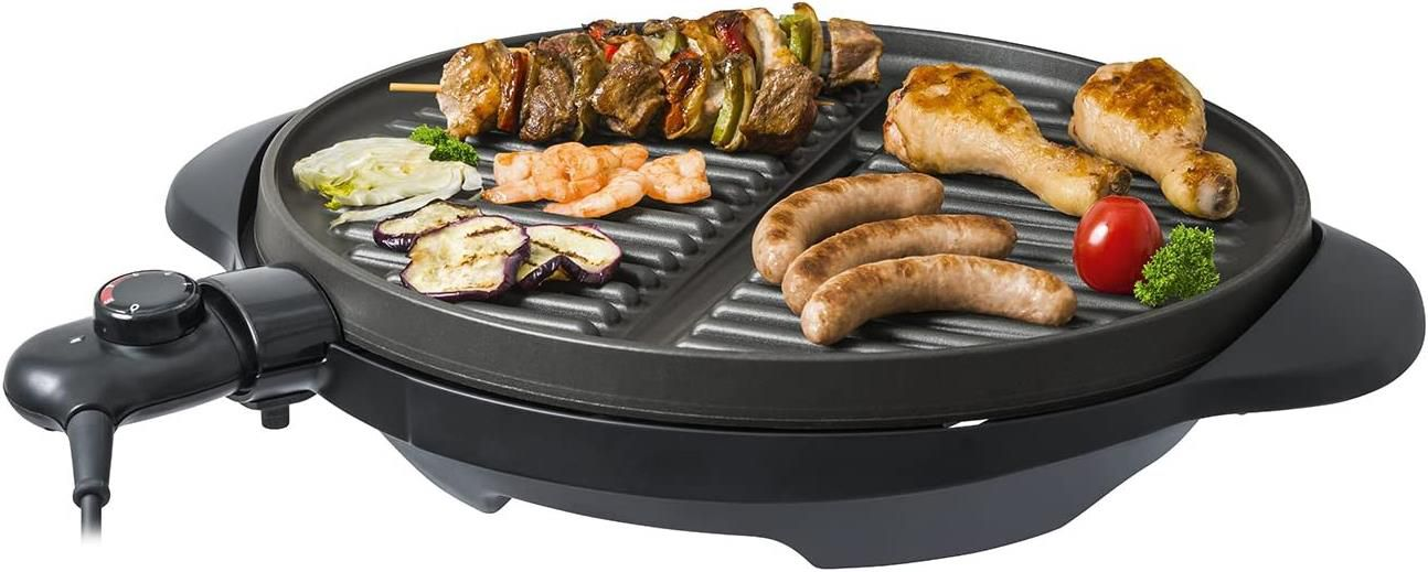 Steba VG250 BBQ Grill mit 40cm Durchmesser für 42,10€ (statt 59€)