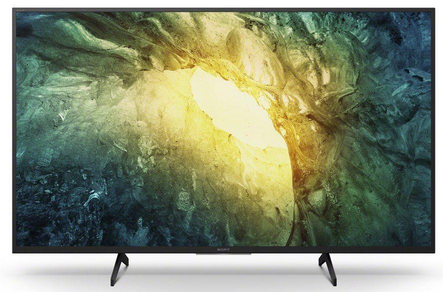 Sony KD49X7056BAEP   49 Zoll UHD SmartTV mit Motionflow XR für 479€ (statt 529€)