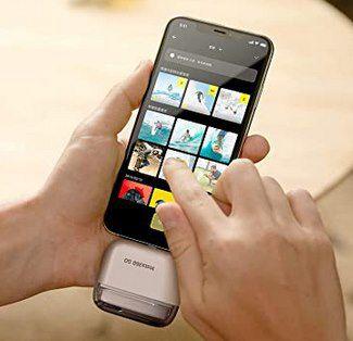 Insta360 GO ActionCam mit 2,7k & App Steuerung für 140,89€ (statt 204€)
