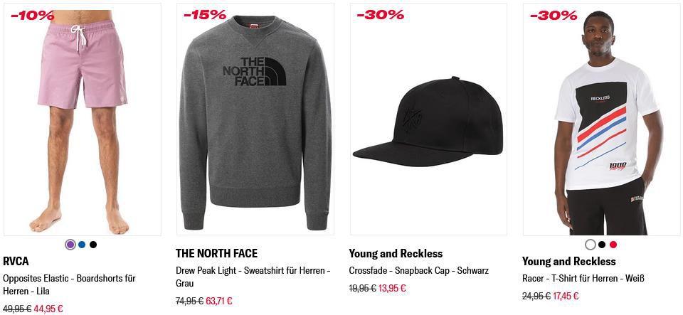 Planet Sports: Sale mit bis zu 70% Rabatt + 30% Extra Rabatt z.B. auf Nike, Adidas, Fjallräven etc.