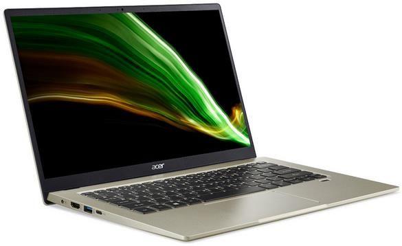 Acer Swift 1 (SF114 34 P8ME) 14 Full HD, Pentium N6000, 4GB RAM, 128GB Notebook für 306€ (statt 365€)