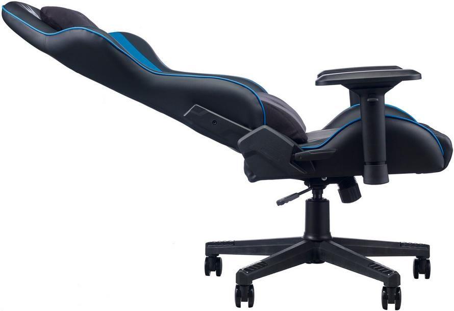 Acer Predator Rift   Gaming Stuhl in Schwarz/Blau für 318,99€ (statt 346€)