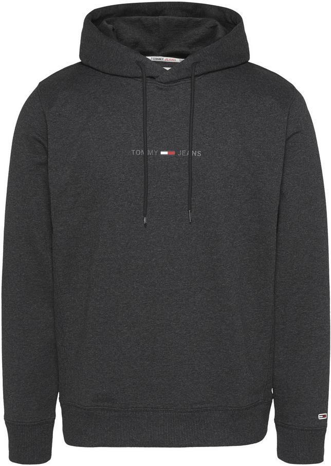 Tommy Jeans   Sweatshirt in Schwarz für 44,21€ (statt 60€)