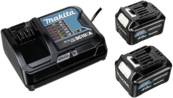 Makita DF 332 DSME Akku Bohrschrauber 10,8V inkl. 2 Akkus und Schnelladegerät für 169,99€ (statt 185€)