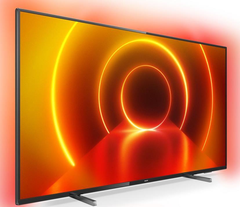 Philips 43PUS7805/12 LED Fernseher   43 Zoll, 4K Ultra Hd, Smart TV für 342,10€ (statt 399€)