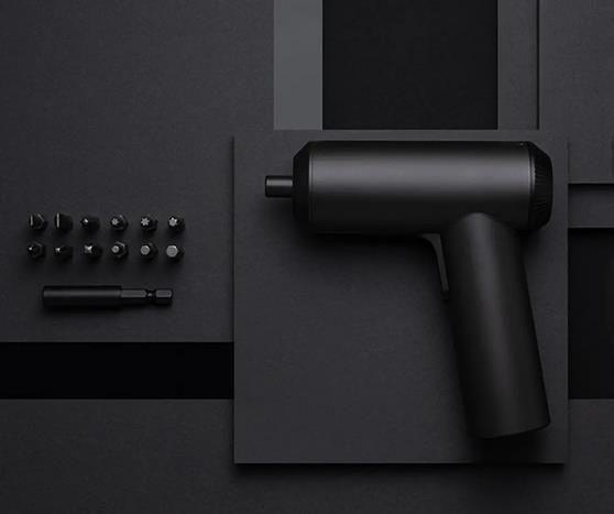 Xiaomi Mijia S2   tragbarer elektrischer Schraubendreher mit Schraubenbits 3,6 V 2000 mAh für 35€