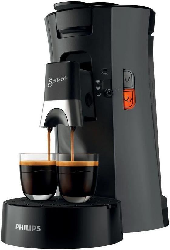 PHILIPS Senseo Select   Kaffeepadmaschine für 64,99€ (statt 75€)