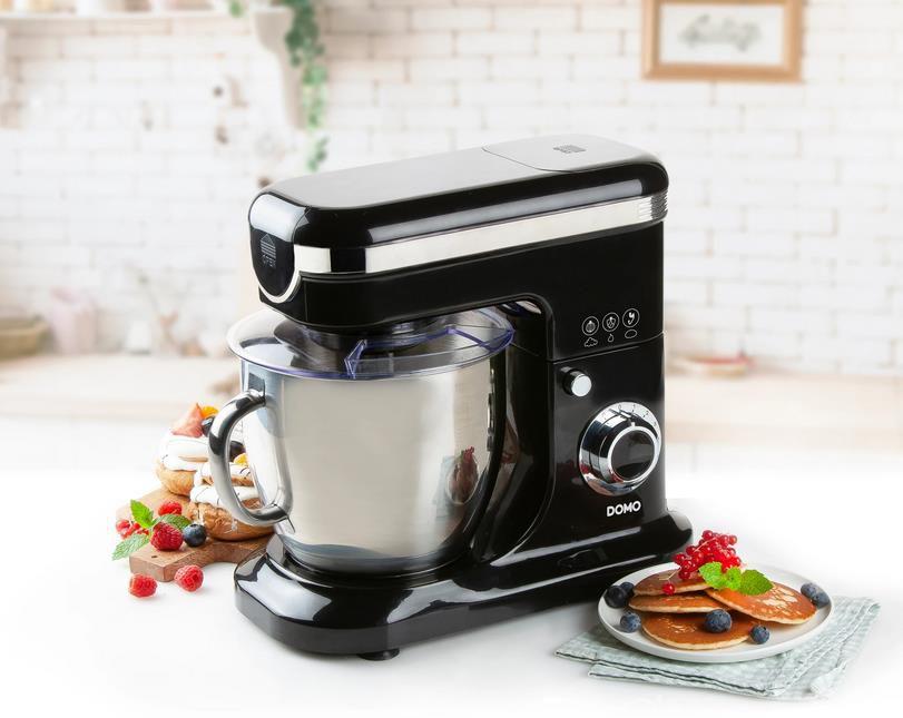 Domo DO1023KR   Küchenmaschine mit 1.200 Watt für 126,89€ (statt 167€)