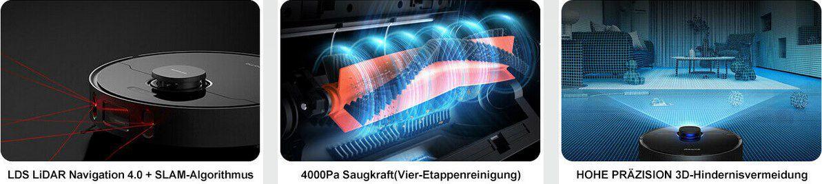 Dreame L10 Pro Saugroboter mit 4.000Pa & Wischfunktion für 305,99€ (statt 330€)