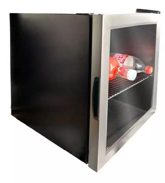 XXXLutz Minikühlschrank BG 49 mit Glastür für 112,95€ (statt 130€)