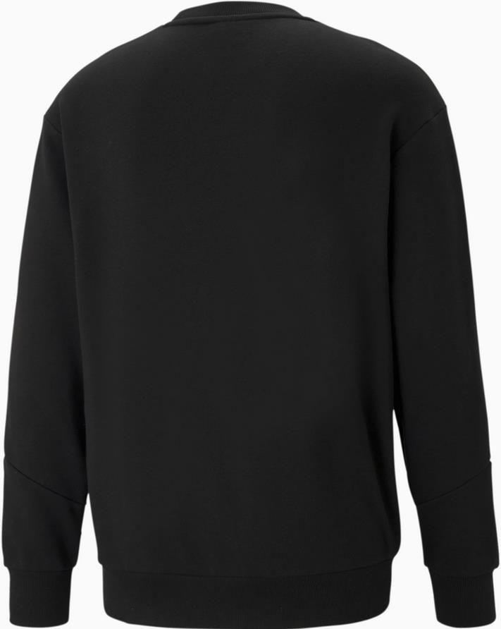 Puma   Rebel Herren Sweatshirt in Schwarz für 22,46€ (statt 30€)