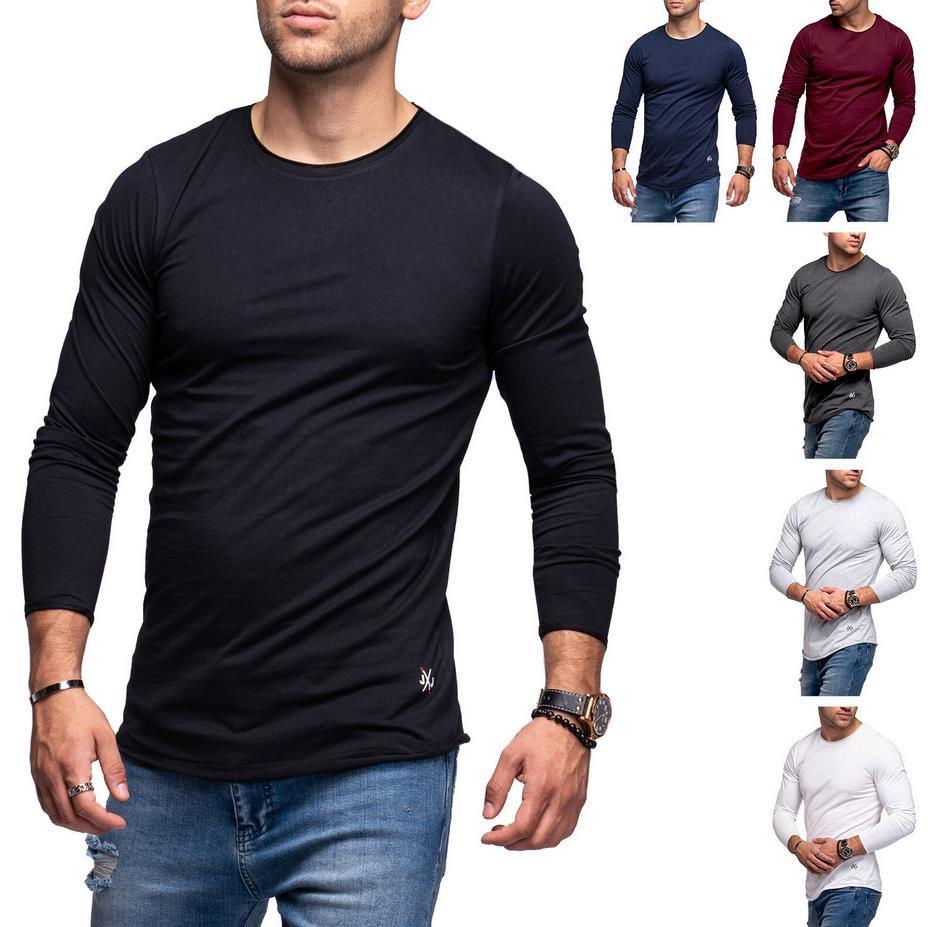 """Jack & Jones Herren Langarmshirt """"Infinity"""" in verschiedenen Farben für 13,99€ (statt 18€)"""