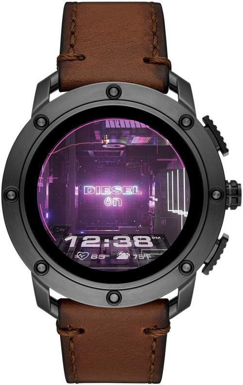 Diesel DZT2032 Smartwatch Axial für 169€ (statt 192€)