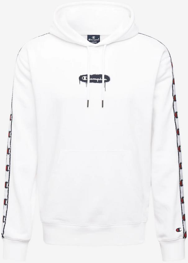 Champion Hooded Sweatshirt in Weiß oder Schwarz für 29,94€ (statt 45€)