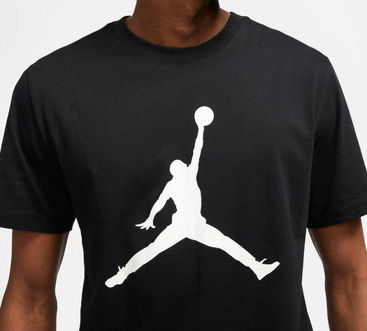 Nike Jordan Jumpman T Shirt in Schwarz für 19€ (statt 26€)
