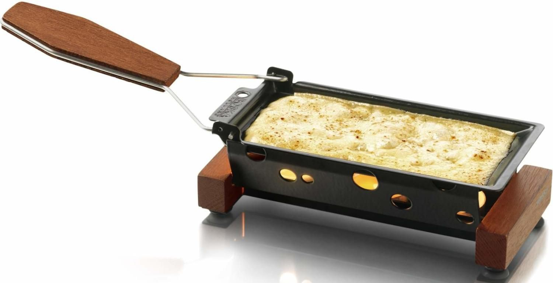 BOSKA Käse Raclette Partyclette ToGo aus Eichenholz für 15,94€ (statt 19€)