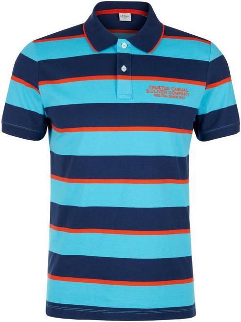 s.Oliver Poloshirt in zwei Farben für 19,90€ (statt 30€)   VSK Frei ab 30€