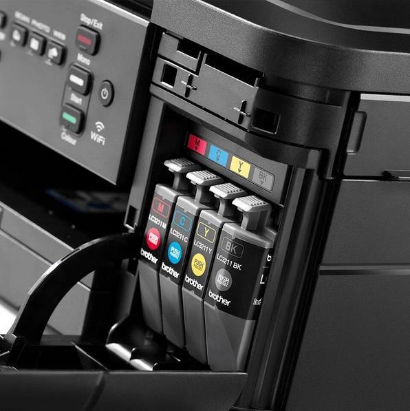 Brother DCP J572DW Tintenstrahl Multifunktionsdrucker für 203,99€ (statt 228€)
