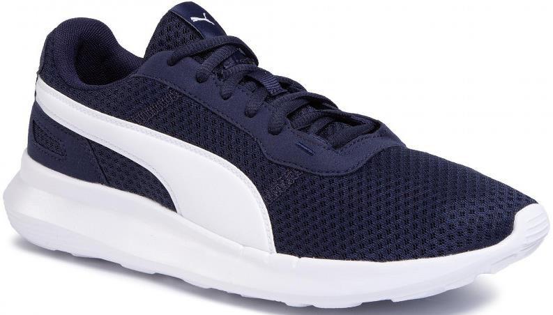 Puma St Activate Sneaker in Blau/Weiß für 28€ (statt 37€)