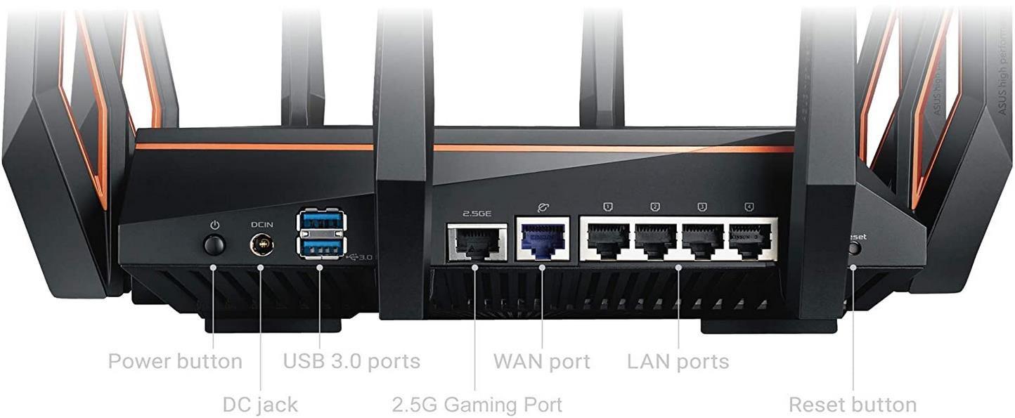 Asus GT AX11000 ROG Rapture Gaming Router für 303,51€ (statt 382€)