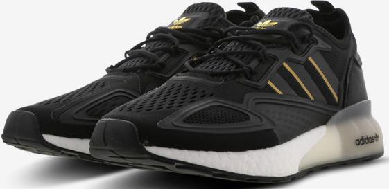 adidas ZX 2K Boost Herrensneaker in Black Bright Royal für 55,99€ (statt 95€)