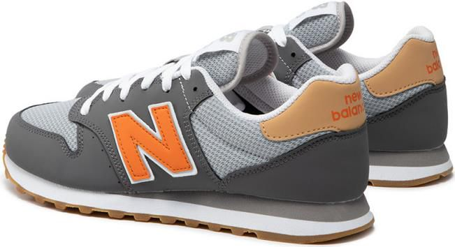 New Balance GM500MT1 Sneaker in Grau für 35€ (statt 55€)