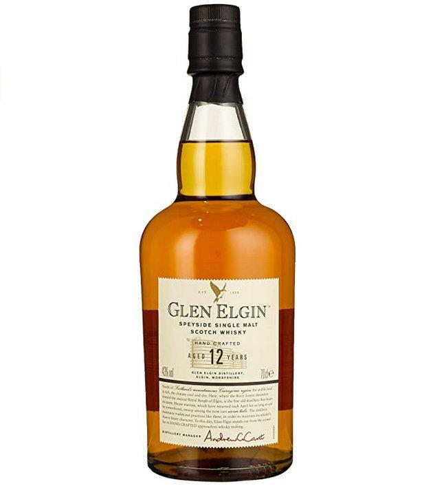 Glen Elgin 12 Jahre Speyside Single Malt Scotch Whisky (43% Vol.) für 22,49€ (statt 34€)