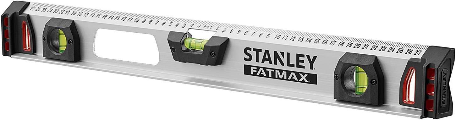 Stanley FatMax Wasserwaage II   60cm und magnetisch für 19,45€ (statt 37€)