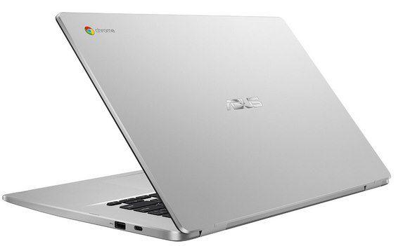 Asus Chromebook C523NA 15.6 Full HD NanoEdge Notebook (8GB / 64GB) für 287€ (statt 399€)