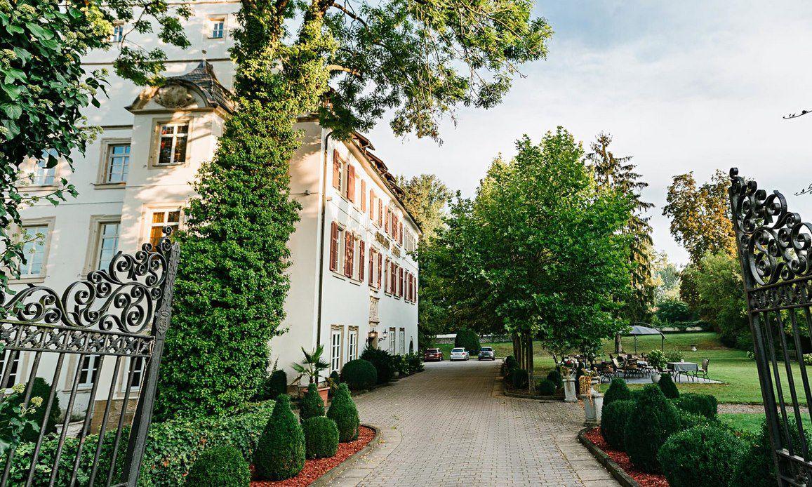2 ÜN in der Nähe bei Heilbronn in Schlosshotel inkl. Frühstück & Dinner ab 94€ p.P.
