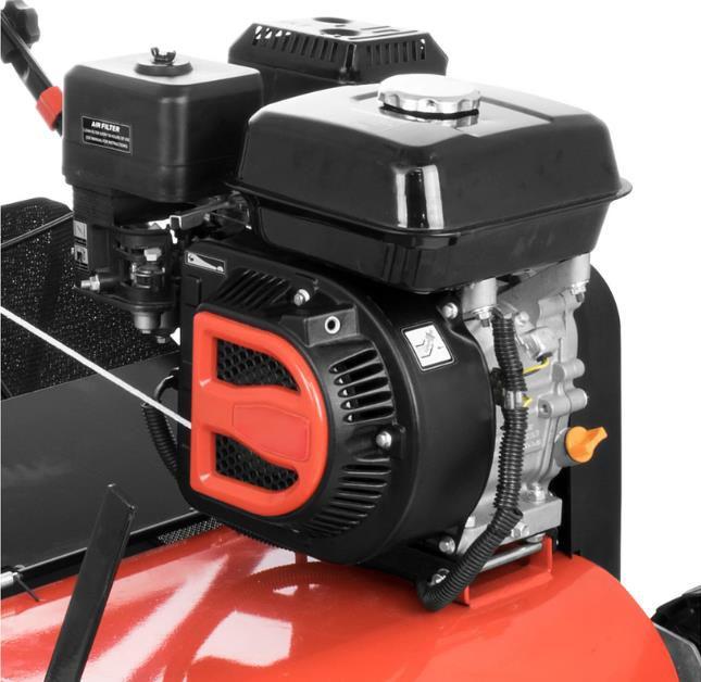 Güde GV 4001 B Benzin Vertikutierer für 197,99€ (statt 250€)