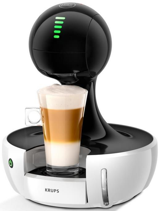 KRUPS KP3501 Nescafe Dolce Gusto Kapselmaschine in Weiß für 109,90€ (statt 132€)