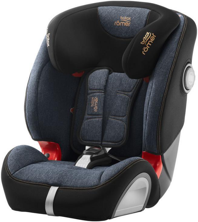 Britax Römer Kindersitz Evolva 123 SL SICT für 152,72€ (statt 199€)