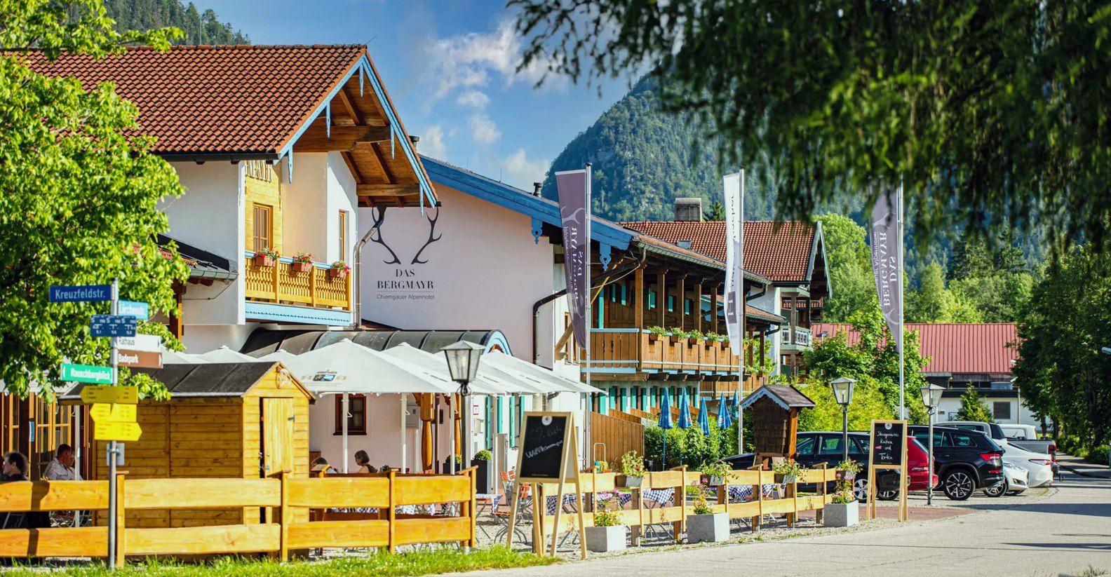 ÜN im Chiemgau in Alpenhotel inkl. Frühstück, Wellness & mehr ab 34€ p.P.
