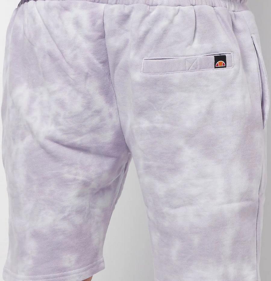 Ellesse   Bossini Tye Die   Sport Shorts in Pink für 23,99€ (statt 35€)