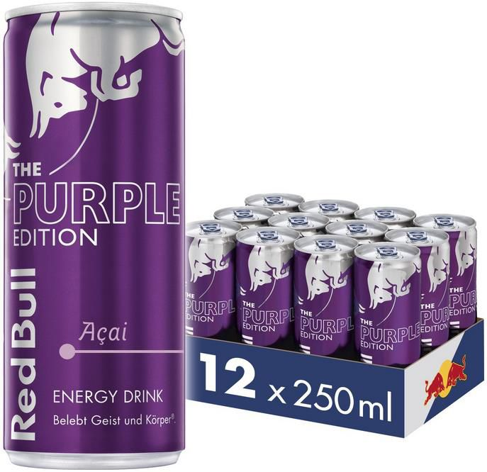 60 Dosen Red Bull Acai im Sparabo mit 15% Coupon für 60,85€ inkl. Pfand (statt 90€)