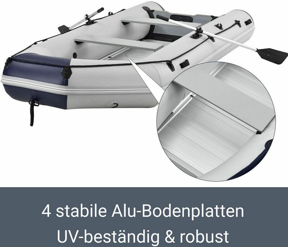Art Sport Schlauchboot 380 cm x 170 cm x 77 cm für 566,95€ (statt 600€)