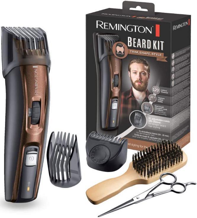 Remington Barttrimmer Set MB4046 für 19,95€ (statt 39€)