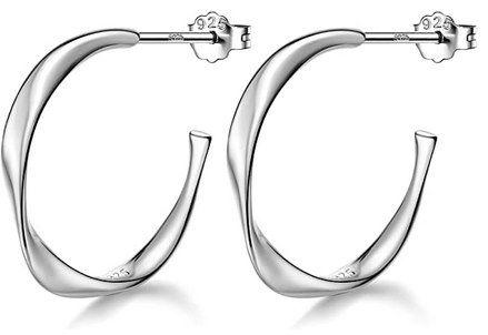 Sellot Ohrringe aus 925er Sterling Silber für 10,99€ (statt 17€)   Prime