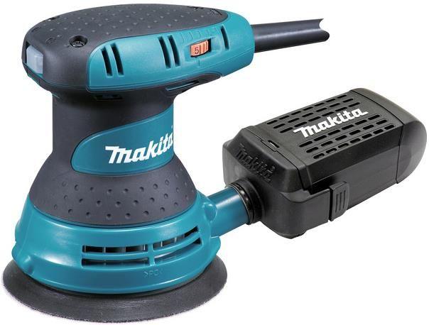 Makita BO5031J  Exzenterschleifer im Makpac für 112€ (statt 122€)