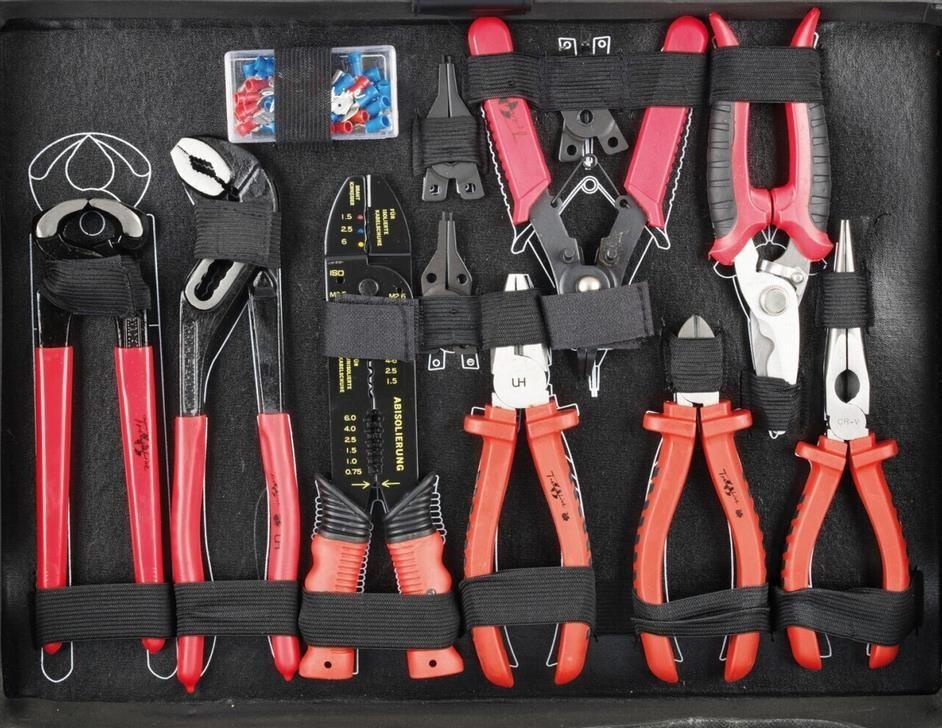 Primaster   Werkzeugkoffer 129 teilig für 129€ (statt 159€)